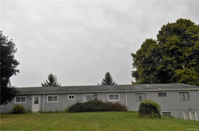 710 Freedom Lane, Addison Twp, MI 48367 (#218082974) :: Duneske Real Estate Advisors