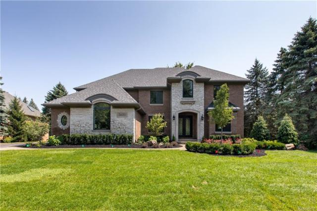 3290 Baron Drive, Bloomfield Twp, MI 48302 (#218083281) :: The Mulvihill Group