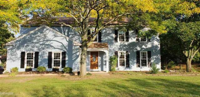 1261 E Horseshoe, Rochester Hills, MI 48306 (#58031358239) :: Duneske Real Estate Advisors