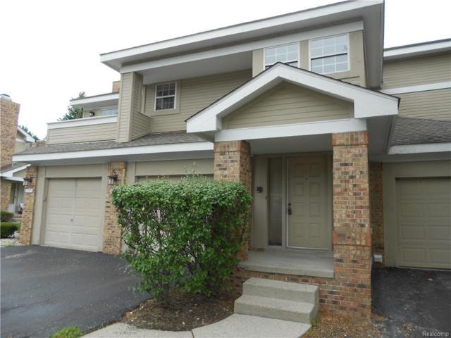 6629 Fieldstone Court, West Bloomfield Twp, MI 48322 (#218083812) :: Duneske Real Estate Advisors