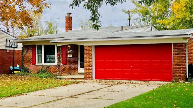 1334 W Elmwood Avenue, Clawson, MI 48017 (#218084147) :: Duneske Real Estate Advisors