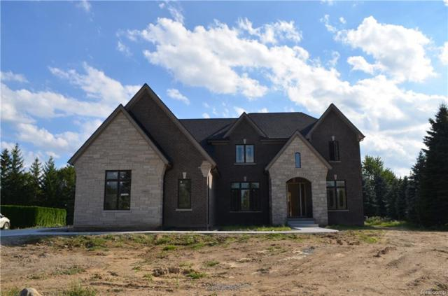 3465 Black Cherry Course, Oakland Twp, MI 48363 (MLS #218084167) :: The Toth Team