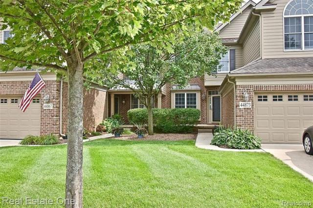 44873 Broadmoor Circle #92, Northville Twp, MI 48168 (#218084197) :: The Buckley Jolley Real Estate Team