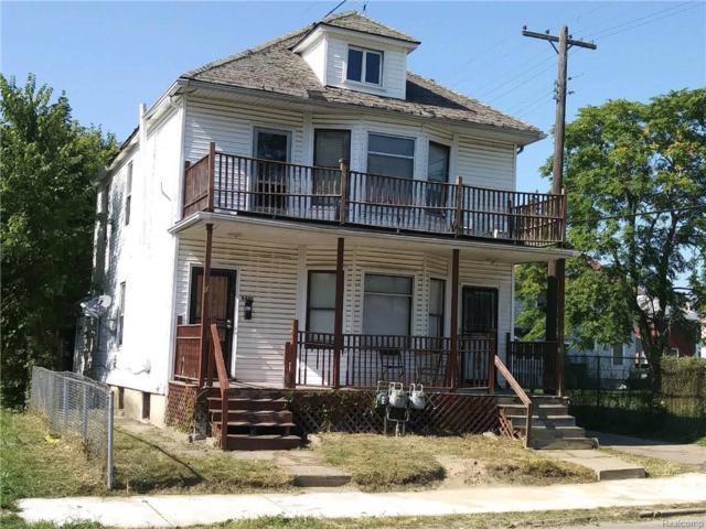 9405 Navarre Street, Detroit, MI 48214 (MLS #218084913) :: The Toth Team