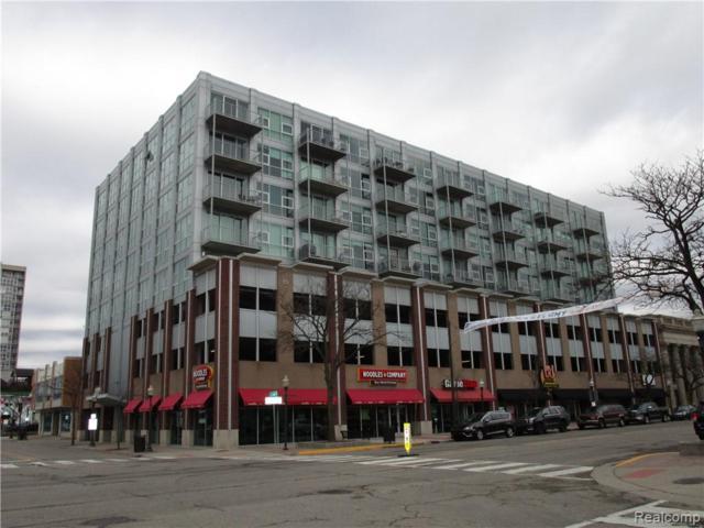 100 W 5TH Street #503, Royal Oak, MI 48067 (#218085332) :: The Buckley Jolley Real Estate Team
