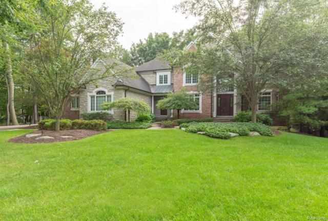 18125 Laurel Springs Crt, Northville, MI 48168 (#218085567) :: Duneske Real Estate Advisors