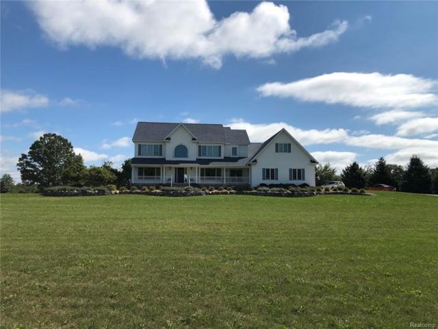 600 Chukker Cove, Hartland Twp, MI 48843 (#218085672) :: Duneske Real Estate Advisors
