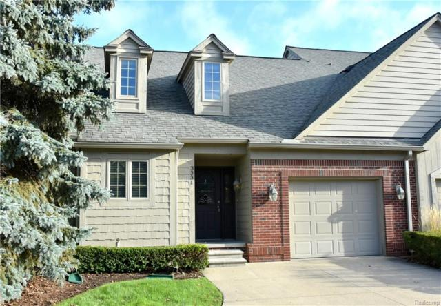 3331 Nell Rose Court, Royal Oak, MI 48073 (#218085876) :: The Alex Nugent Team | Real Estate One