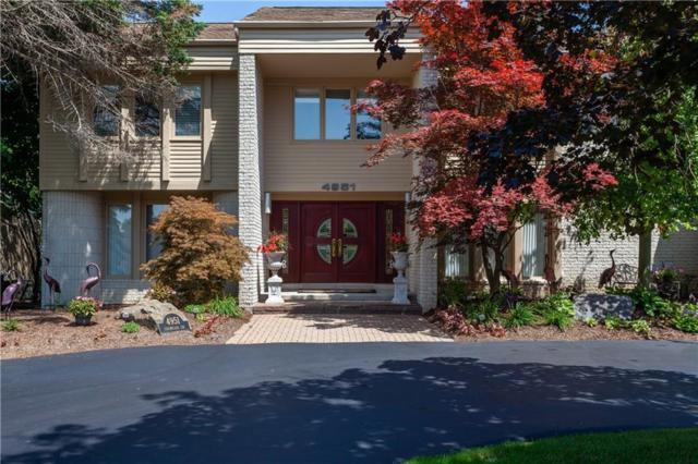 4951 Champlain Circle, West Bloomfield Twp, MI 48323 (#218087070) :: RE/MAX Classic