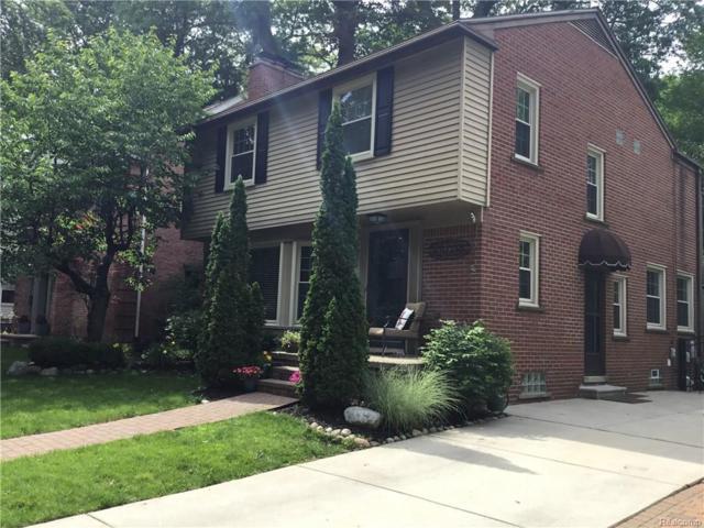 1010 S Highland Street, Dearborn, MI 48124 (MLS #218087222) :: The Toth Team