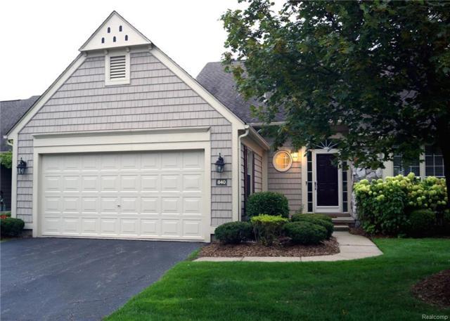 840 Edgemont Run, Bloomfield Twp, MI 48304 (#218087289) :: Duneske Real Estate Advisors