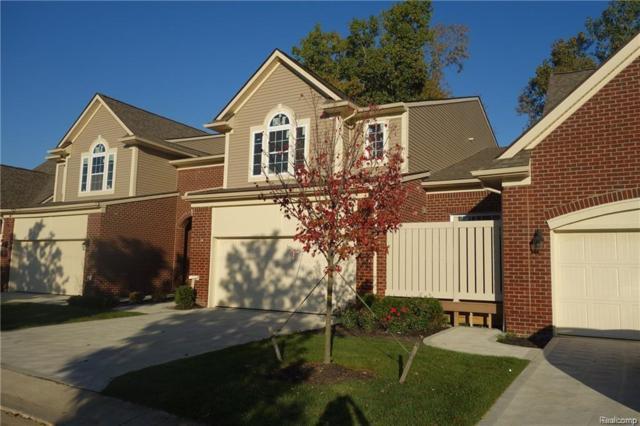 6586 Berry Creek Lane #45, West Bloomfield Twp, MI 48322 (#218087388) :: RE/MAX Classic