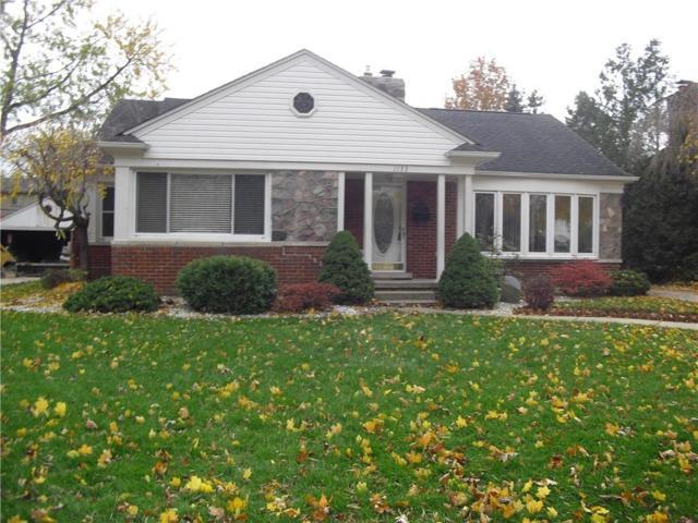 1133 Hampton Road, Grosse Pointe Woods, MI 48236 (#218087413) :: RE/MAX Classic