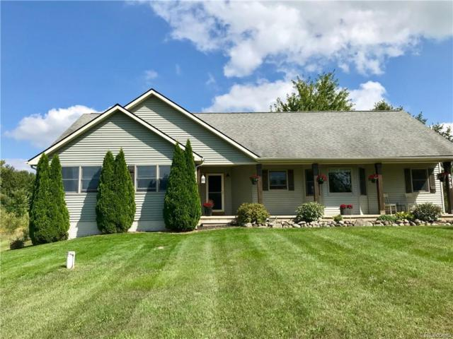 5753 Gregory Road, Iosco Twp, MI 48137 (MLS #218088179) :: The Toth Team