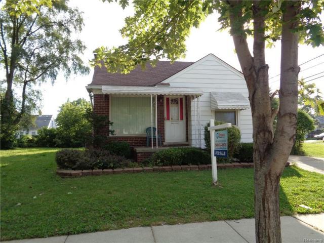 4908 Palmer Street, Dearborn, MI 48126 (#218088196) :: Duneske Real Estate Advisors