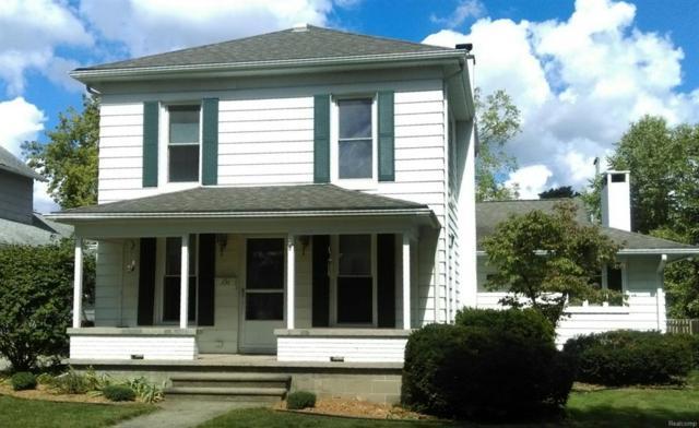 151 Orchard Street, Chelsea, MI 48118 (#543260194) :: Duneske Real Estate Advisors