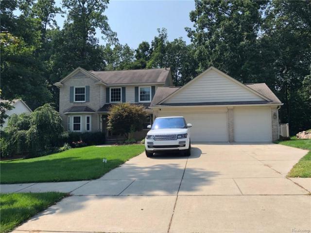 4441 Red Oak Boulevard, Waterford Twp, MI 48329 (#218088639) :: Duneske Real Estate Advisors