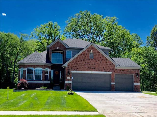 55688 Worlington Lane, South Lyon, MI 48178 (MLS #218088650) :: The Toth Team