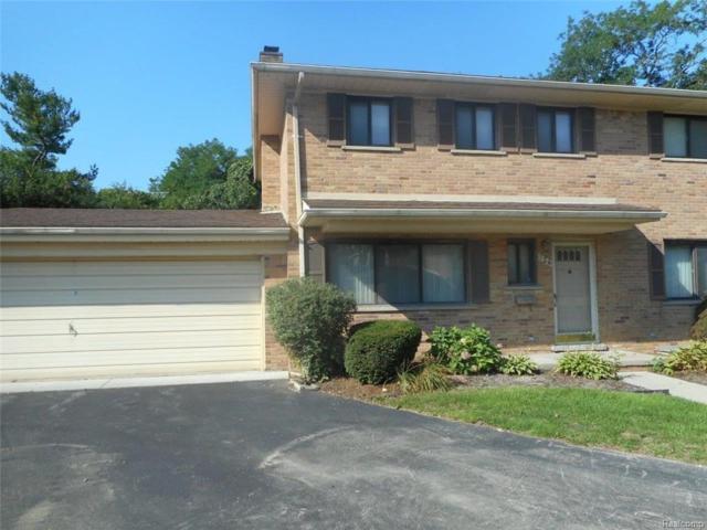 134 E Hickory Grove Road, Bloomfield Hills, MI 48304 (#218088670) :: RE/MAX Classic