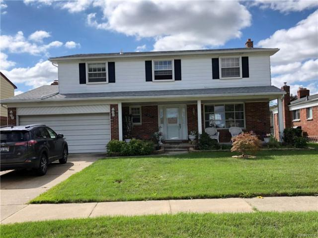 4178 Mahogany Drive, Sterling Heights, MI 48310 (MLS #218088721) :: The Toth Team