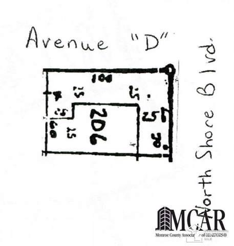 0 N Shores, La Salle Twp, MI 48145 (#57021271030) :: Novak & Associates
