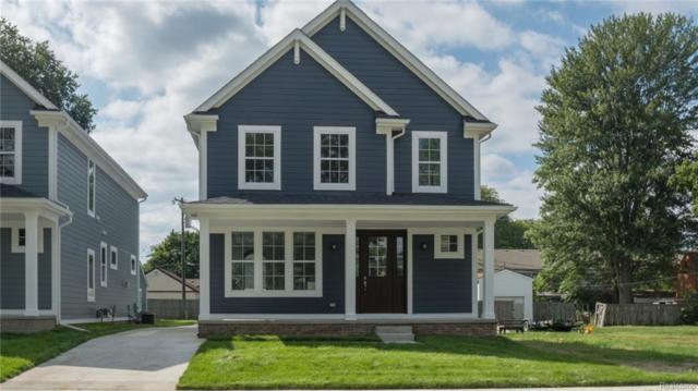 1827 N Center Street, Royal Oak, MI 48073 (#218088916) :: Duneske Real Estate Advisors