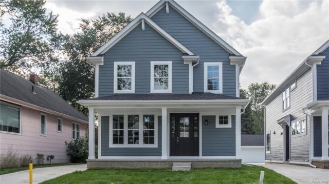 1823 N Center Street, Royal Oak, MI 48073 (#218088919) :: Duneske Real Estate Advisors