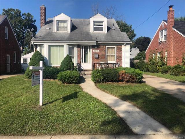 8243 Hazelton Street, Dearborn Heights, MI 48127 (#218089224) :: Duneske Real Estate Advisors