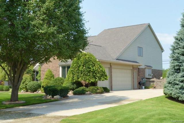 25675 24 MILE Road, Chesterfield Twp, MI 48051 (#218089287) :: The Mulvihill Group