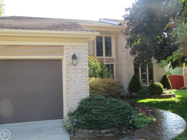 52672 Lasalle, Shelby Twp, MI 48315 (MLS #58031359725) :: The Toth Team