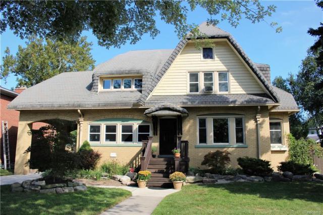 812 W 4th Street, Royal Oak, MI 48067 (#218090651) :: Duneske Real Estate Advisors