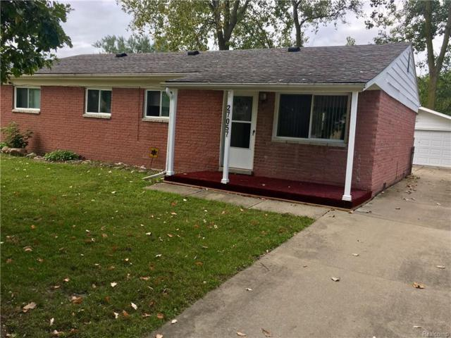 27057 Stacy Street, Taylor, MI 48180 (MLS #218090778) :: The Toth Team