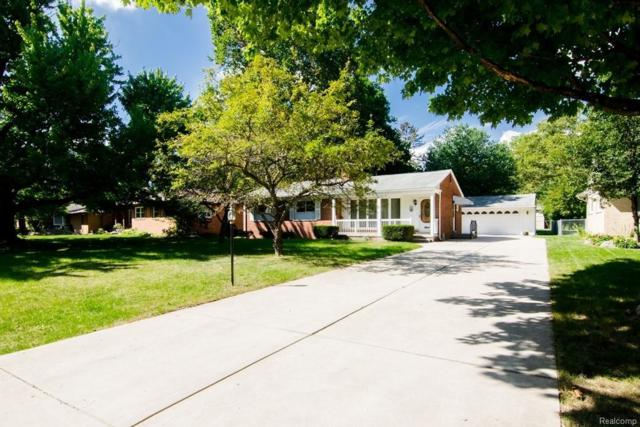 15059 Finch Avenue, Plymouth, MI 48170 (MLS #218091264) :: The Toth Team