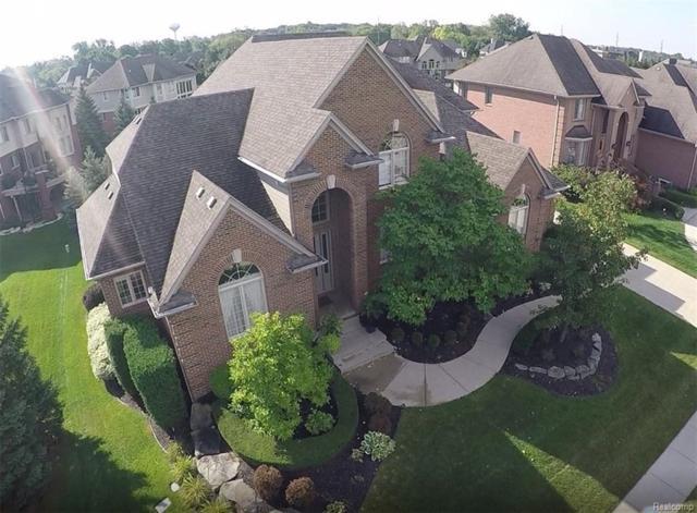 48575 Stoneridge Drive, Northville Twp, MI 48168 (#218091466) :: Duneske Real Estate Advisors