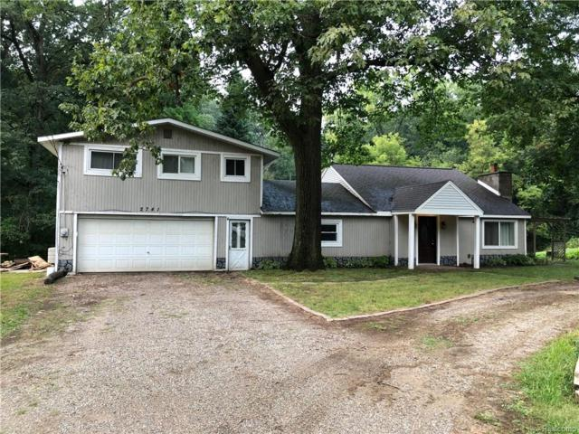 2741 Cherry Road, Highland Twp, MI 48356 (#218092309) :: RE/MAX Classic