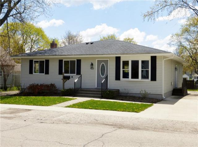 422 E Jackson Street, Lake Orion Vlg, MI 48362 (#218092330) :: RE/MAX Classic