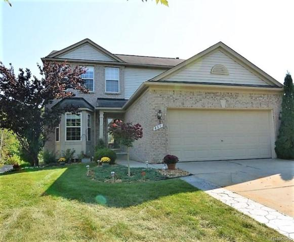 857 Deer Valley Road, Holly Twp, MI 48442 (#218092611) :: RE/MAX Classic