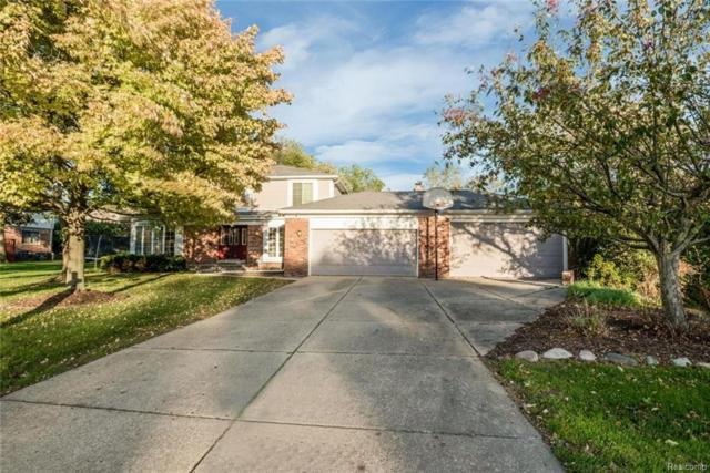 4666 Colling Drive, Troy, MI 48085 (#218092857) :: RE/MAX Classic