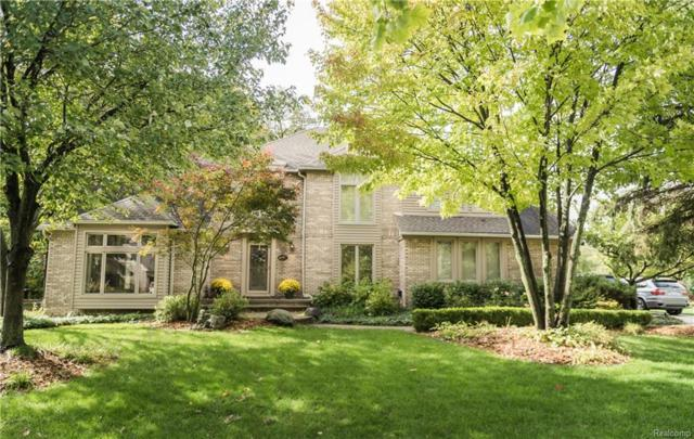 6497 Basswood Drive, Troy, MI 48098 (#218093038) :: RE/MAX Classic