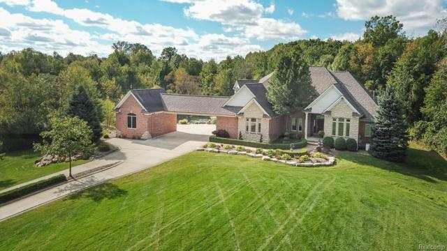 1832 N Rochester Road, Oakland Twp, MI 48363 (#218093308) :: The Buckley Jolley Real Estate Team