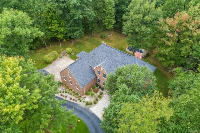 260 Hawk Ridge Drive, Groveland Twp, MI 48348 (#218093877) :: The Buckley Jolley Real Estate Team