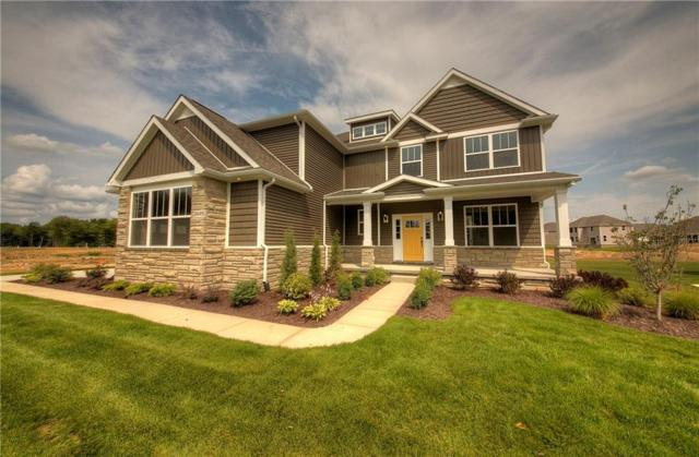 2445 Walnut View (Homesite 11) Drive, Hartland Twp, MI 48855 (#218094034) :: RE/MAX Vision