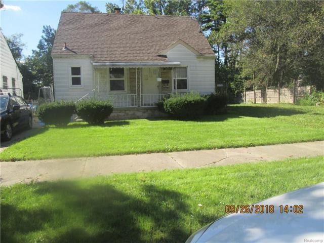 12081 Stout Street, Detroit, MI 48228 (#218094776) :: RE/MAX Classic