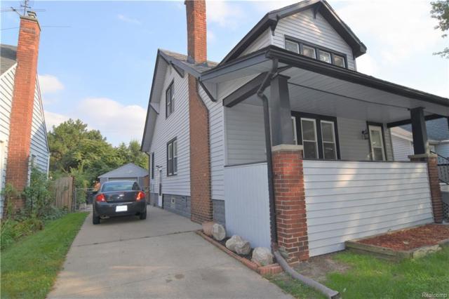 18890 Reed Street, Melvindale, MI 48122 (#218095084) :: RE/MAX Classic