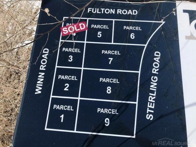 0 Fulton, Lynn Twp, MI 48097 (#58031361525) :: RE/MAX Nexus