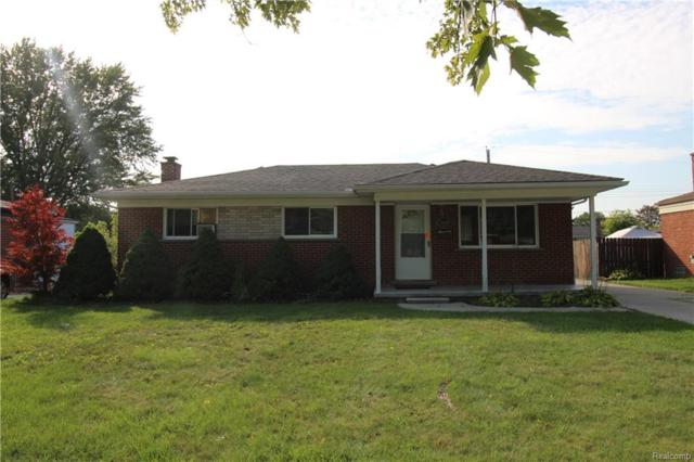 34089 Tyler Drive, Sterling Heights, MI 48310 (#218097132) :: Duneske Real Estate Advisors