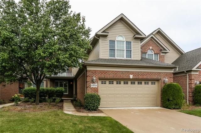 44914 Broadmoor Circle S, Northville Twp, MI 48168 (#218097956) :: The Buckley Jolley Real Estate Team