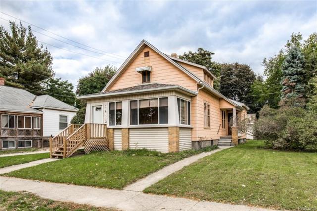 1413 Lincoln Avenue, Port Huron, MI 48060 (#218098199) :: Duneske Real Estate Advisors