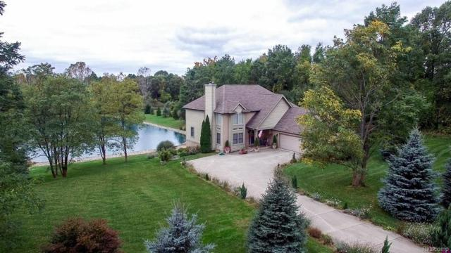 2340 High Meadows Drive, Brandon Twp, MI 48462 (#218098474) :: RE/MAX Classic