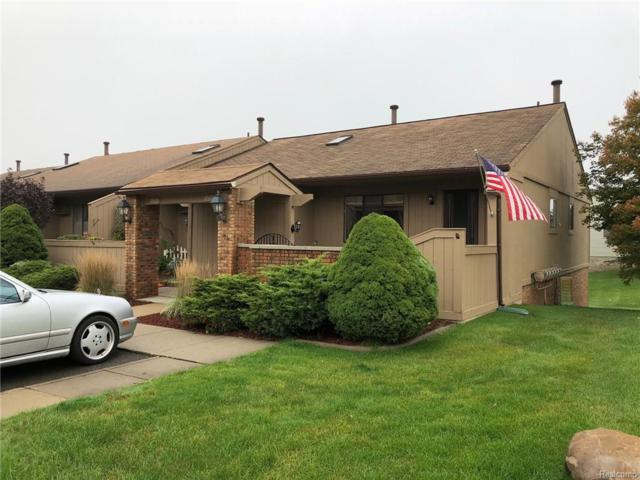 25141 Jefferson Court #6, South Lyon, MI 48178 (#218098683) :: The Buckley Jolley Real Estate Team